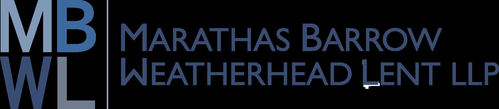 Marathas Barrow Weatherhead Lent